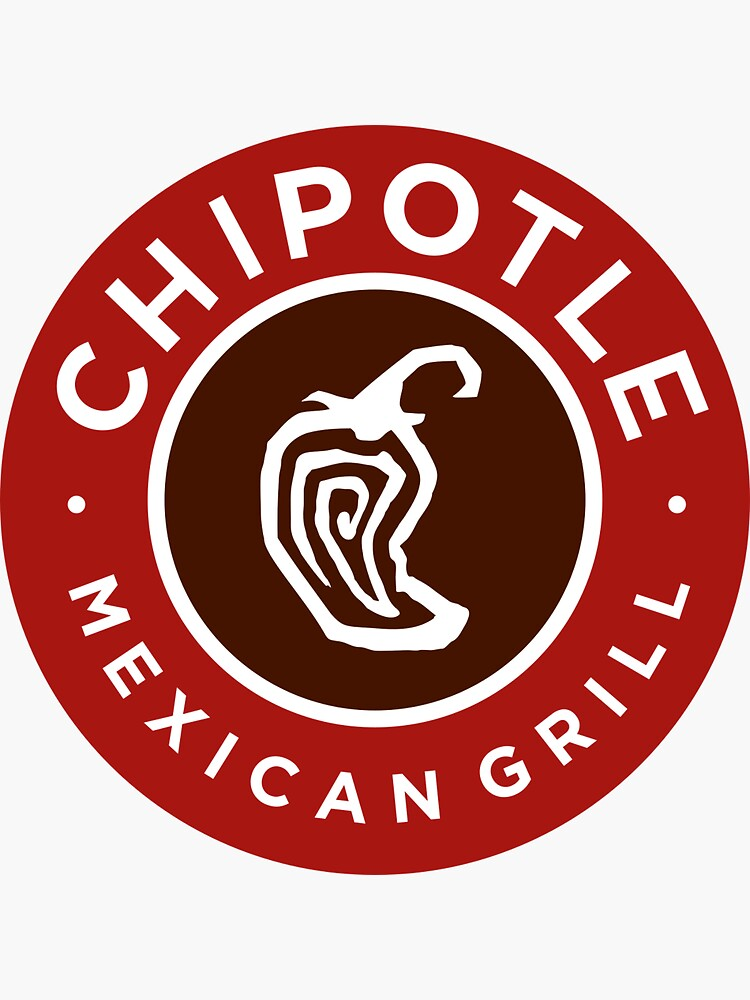 Chipotle by 203stickers