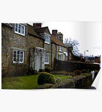 Helmsley Cottages #1 Poster