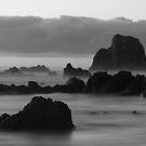 Glasshouse Rocks by Graham Schofield