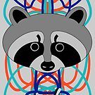 Animal Guide - The Racoon by grizzeebear
