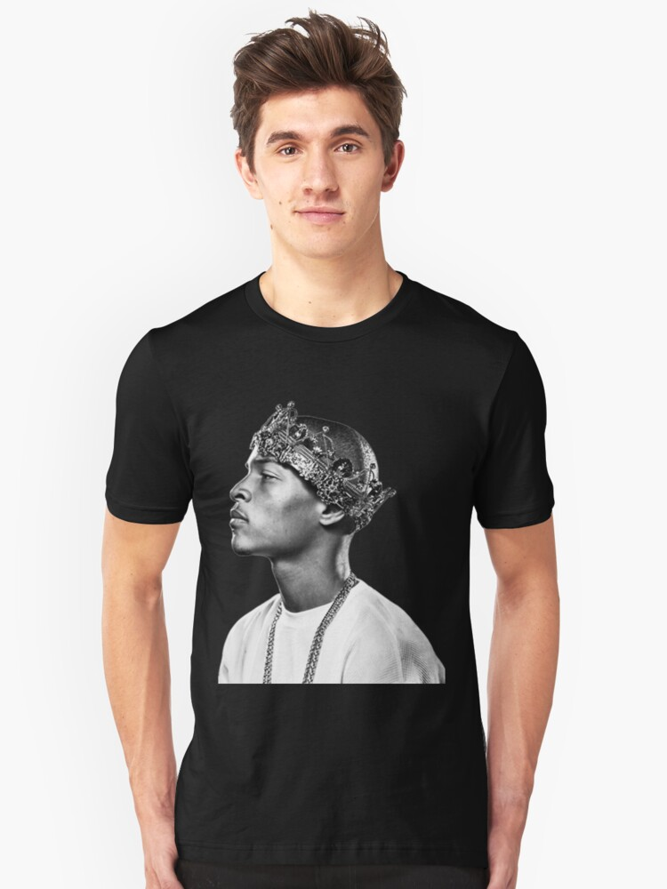 T.I. King of the South Unisex T-Shirt Front
