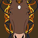 Animal Guide - The Wild Horse by grizzeebear