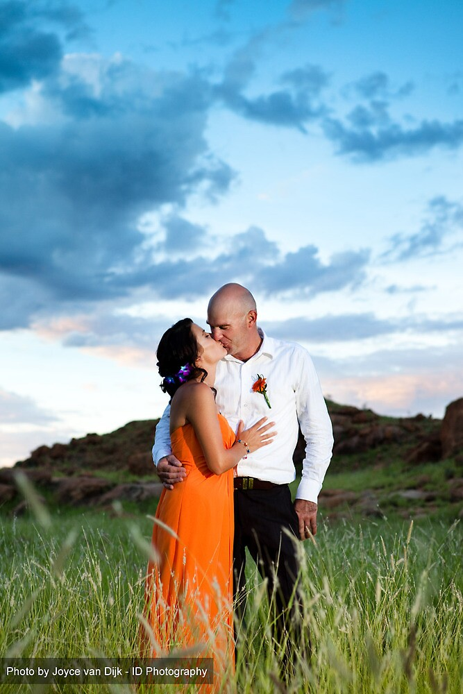 Wedding in the heart of Australia by idphotography