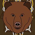 Animal Guide - The Grizzly Bear by grizzeebear