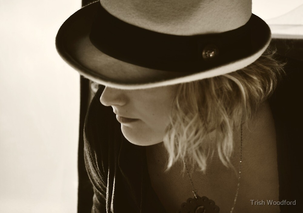 Its All About The Hat! by Trish Woodford