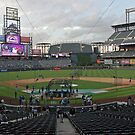 Coors Field Denver, Colorado by Judson Joyce
