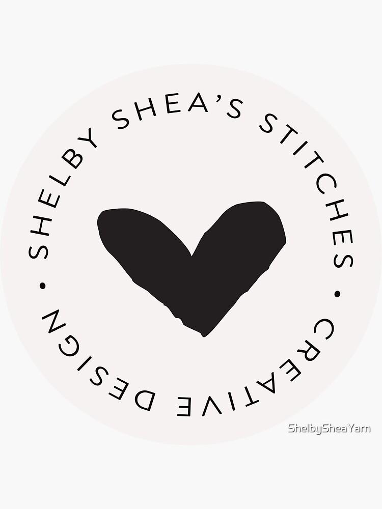 Shelby Shea's Stitches Brand Swag by ShelbySheaYarn