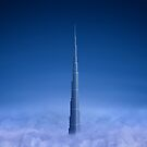 Burj Khalifa by vladstudio