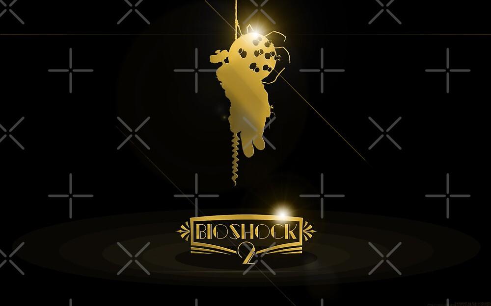Bioshock 2 wallpaper by R-evolution GFX