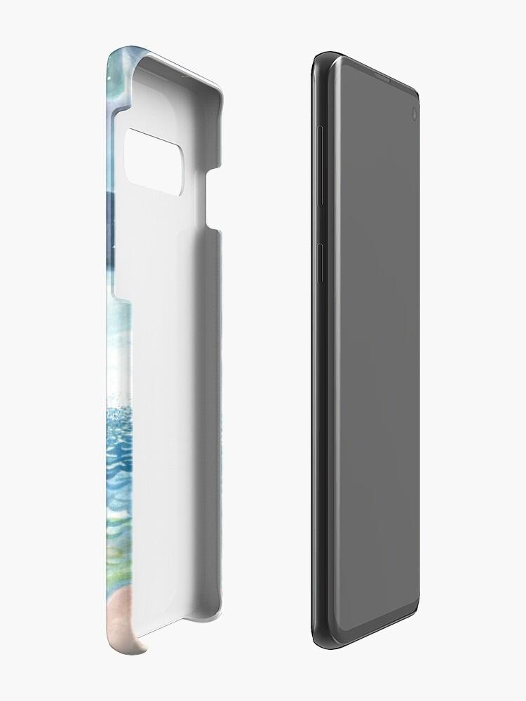 Alternate view of Rorschach Case & Skin for Samsung Galaxy