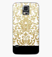 Ein goldener Kuss, um einen Traum aufzubauen Hülle & Klebefolie für Samsung Galaxy