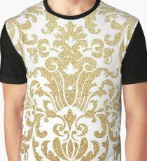 Ein goldener Kuss, um einen Traum aufzubauen Grafik T-Shirt