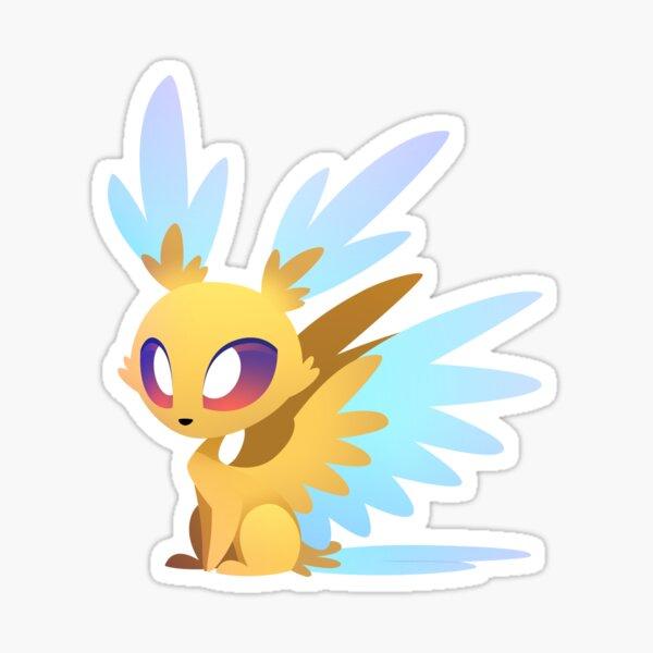 Flying Sticker