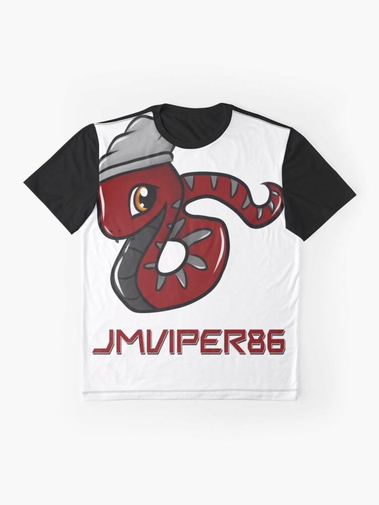 Alternate view of 1st Edition JMViper86 Clothing Merch! Graphic T-Shirt