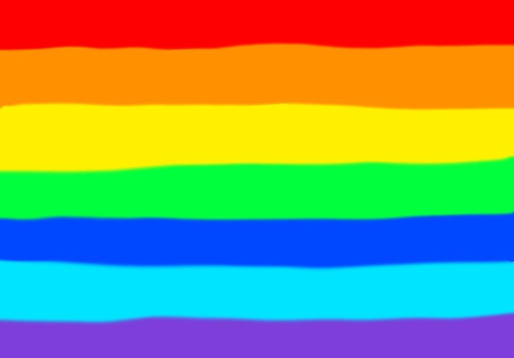 Rainbow by burtmon99