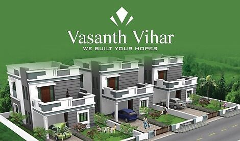 REAL ESTATE - INVEST WITH US A FORMIDABLE FUTURE by vasanthvihar