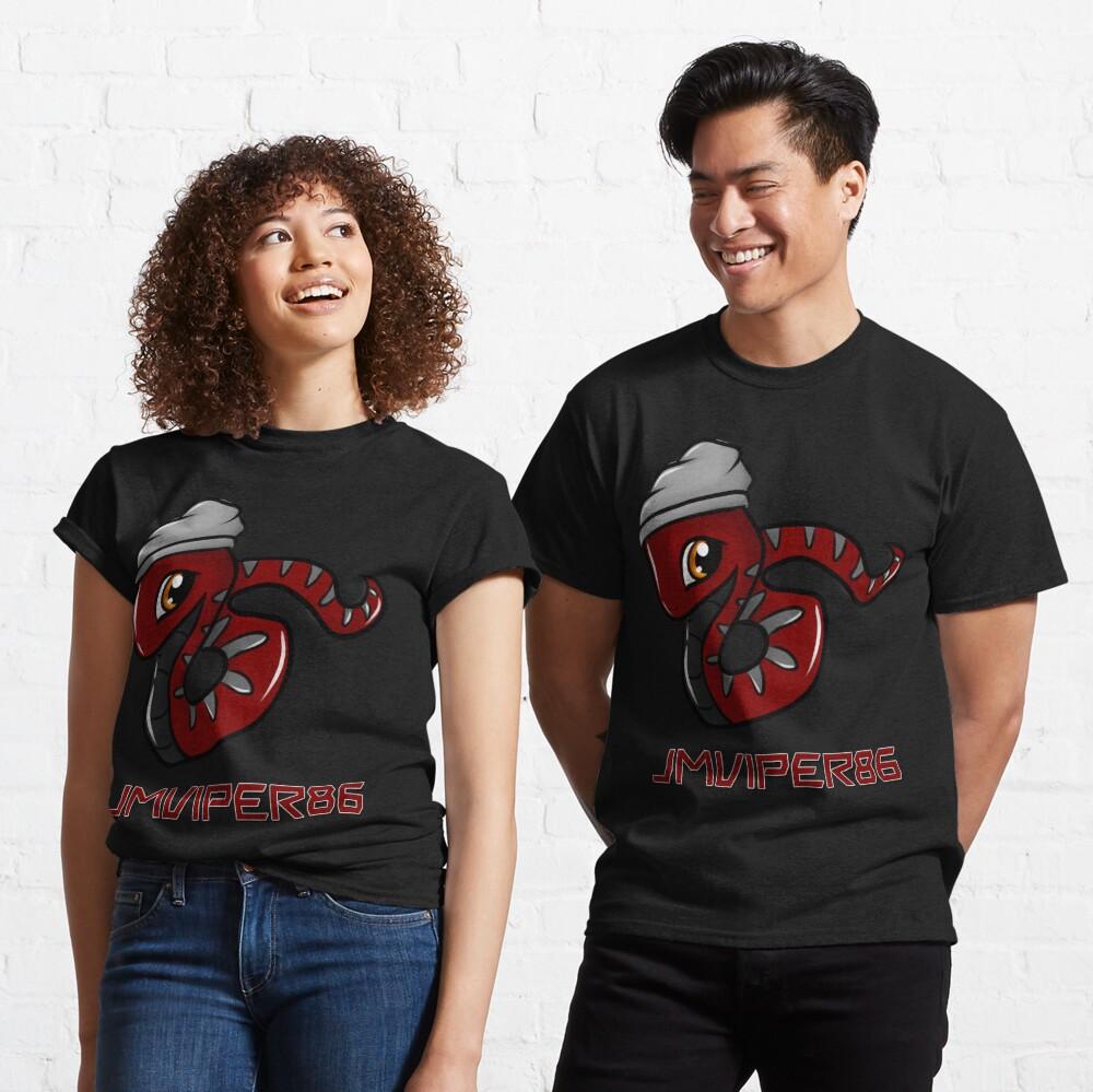 1st Edition JMViper86 Clothing Merch! Classic T-Shirt