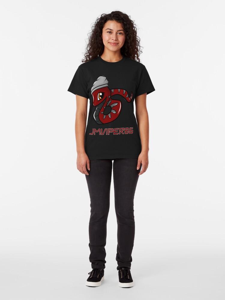 Alternate view of 1st Edition JMViper86 Clothing Merch! Classic T-Shirt