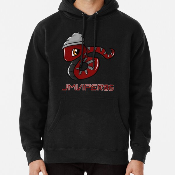 1st Edition JMViper86 Clothing Merch! Pullover Hoodie