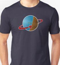 Raumschiff! v2 Slim Fit T-Shirt