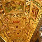 Vatican Museum by hans p olsen