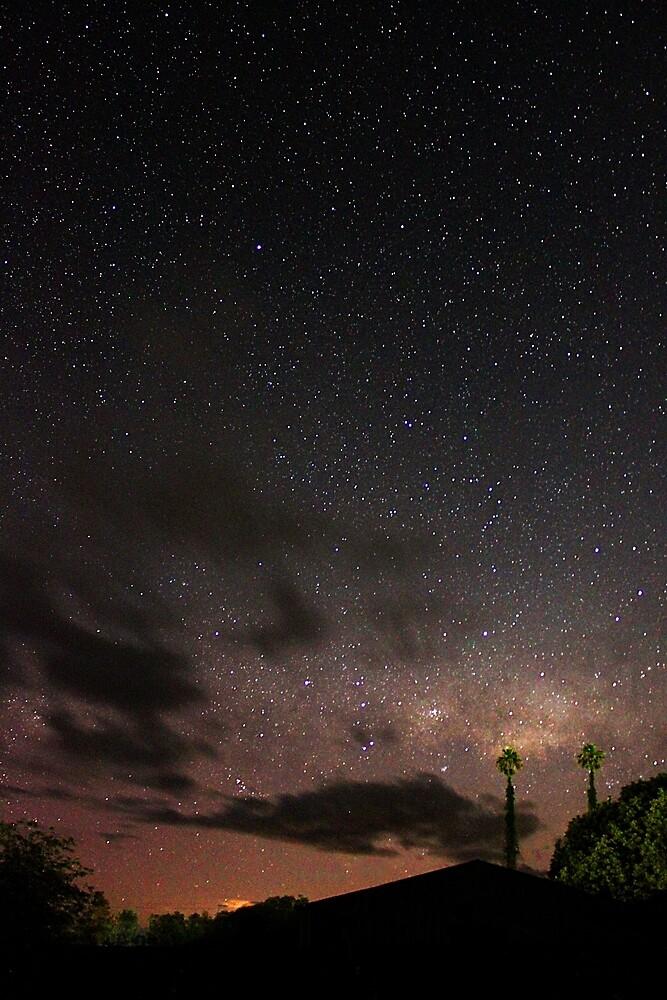 The Milky Way from my backyard. by redda