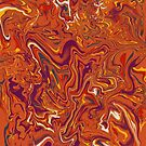 Psychadelic Marble by michellegreco