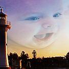 Happy Afternoon At The Lighthouse von Evita
