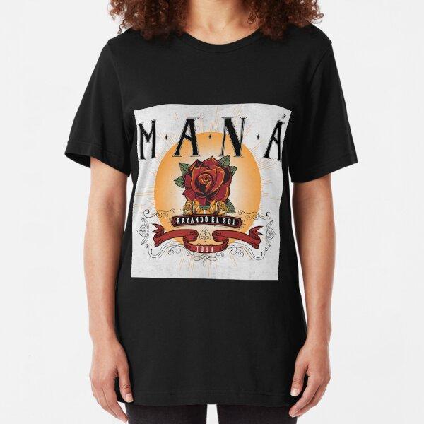 MANÁ Slim Fit T-Shirt