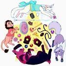 «Steven Universe - Crystal Cats» de Kara Hatton