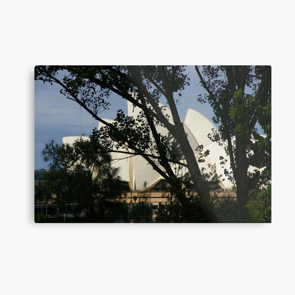 Can You See The World-Famous Landmark? Metal Print