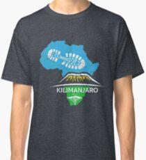 Kilimanjaro Tansania: Aufstieg Classic T-Shirt