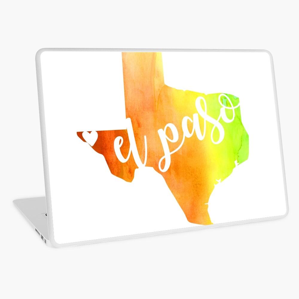 El Paso Laptop Folie