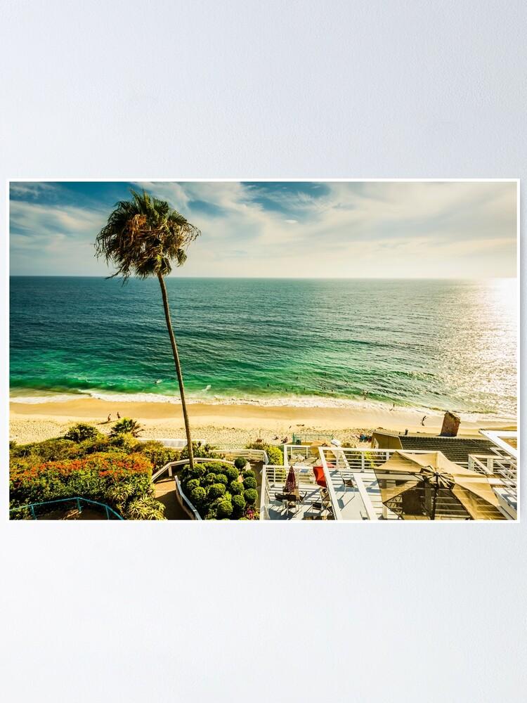 Alternate view of Fun Summer Laguna Beach 5530 Poster