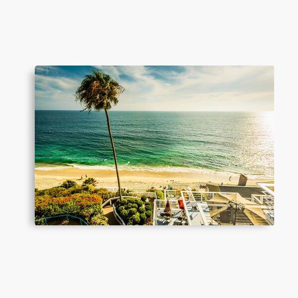 Fun Summer Laguna Beach 5530 Metal Print