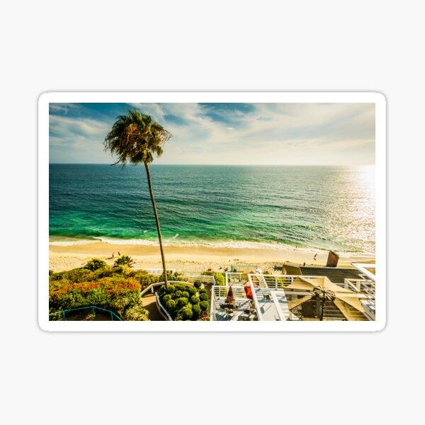 Fun Summer Laguna Beach 5530 Sticker