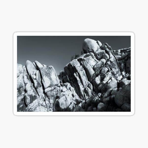 Big Rock Joshua Tree 5793 Sticker