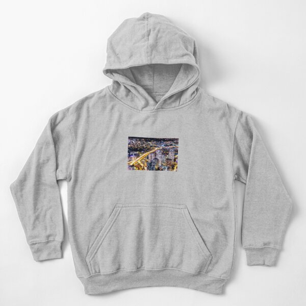 1428 Golden Artery Vancouver Canada Kids Pullover Hoodie