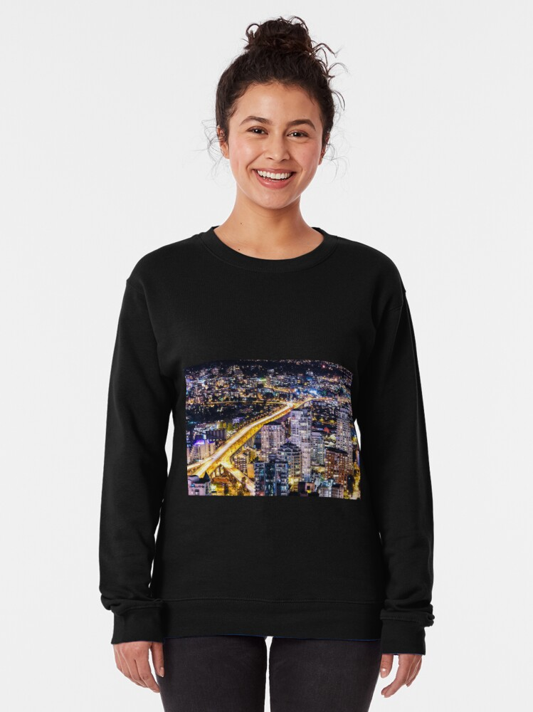Alternate view of 1428 Golden Artery Vancouver Canada Pullover Sweatshirt