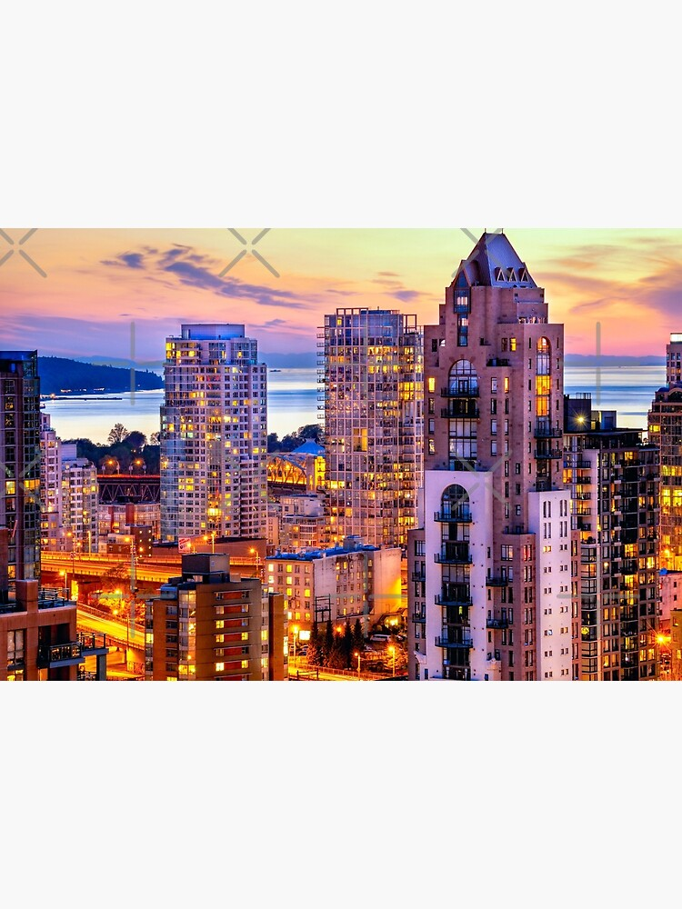 0361 Yaletown and English Bay Vancouver by neptuneimages