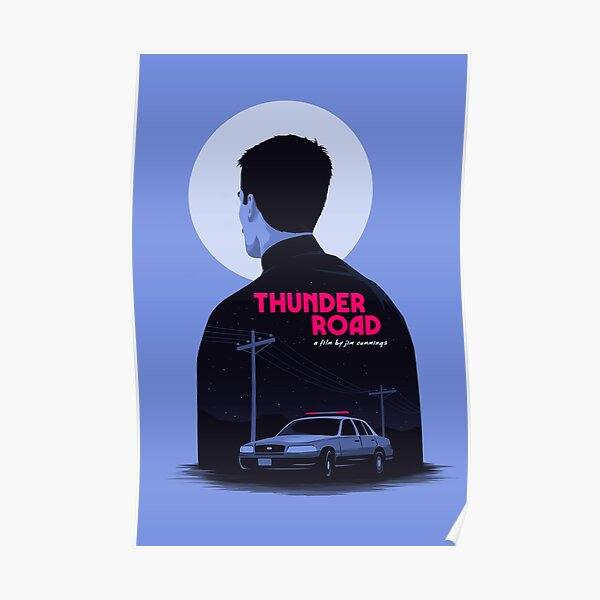 Thunder Road Poster