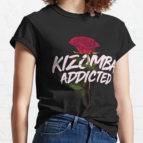 kizomba adicta Camiseta clásica