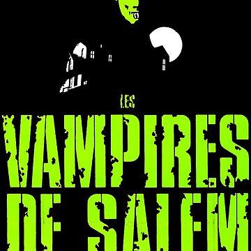 Stephen King's Salem's Lot - Tobe Hooper by tomastich85