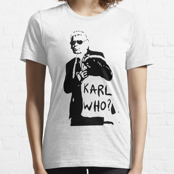 Karl Who Essential T-Shirt