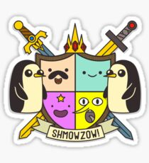 SHMOWZOW! Sticker