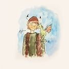 Hiccup x Toothless by liajung
