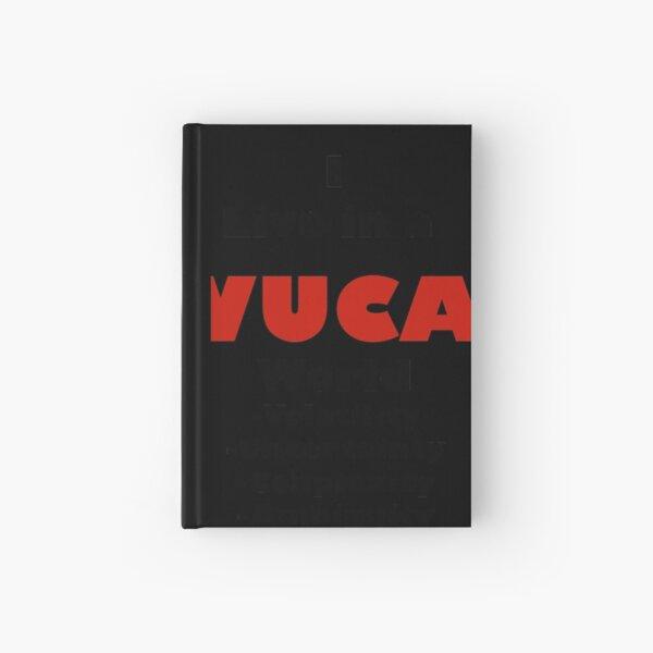 vuca Hardcover Journal