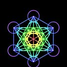 Metatron's Cube by tudi