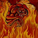 Hell's Glow by PJScoggins