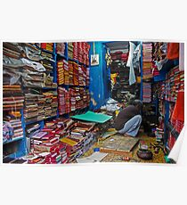 Fragments of Richness: An Indian Expose - the bookmaker Poster